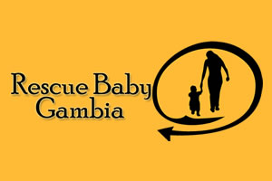 Rescue Baby Gambia