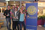 De Wolkammers - het winnende team van de pubquiz van Soroptimistclub Rhenen/Veenendaal e.o.